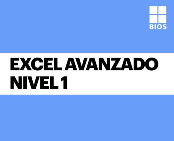 Excel Avanzando – Nivel 1